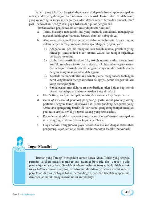 menulis puisi hrs memperhatikan bahasa dan sastra indonesia 3 ipa ips