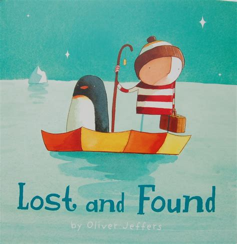picturebooks in elt lost and found a story of friendship