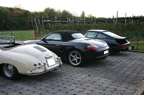 Unterhaltskosten Porsche Boxster by Porsche 356 Speedster Erste Infos Porsche 911 Porsche