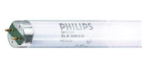 Lu Philips Tld 36w philips master tl d reflex 36w 830 120cm