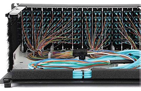 corning cch  closet connector patch panel housing