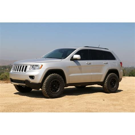Jeep Grand 2 Lift Icon 0 2 Quot Lift Kit Stage 1 For 2010 2014 Jeep Grand