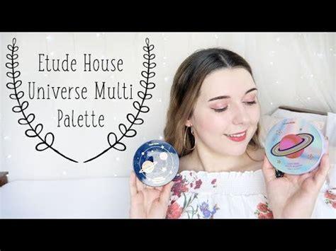 Etude House Universe Multi Pallete Eyeshadow etude house universe multi palette