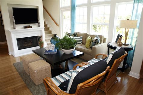 how to make a small living room look bigger and brighter 6 ways to make a small room feel bigger
