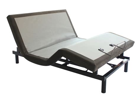 Bed Frame For Adjustable Bed Low Cost Adjustable Bed The Bedtech H100
