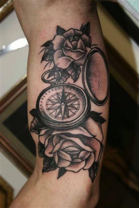 compass tattoo kosten manu1995 rosen kompass tattoos von tattoo bewertung de