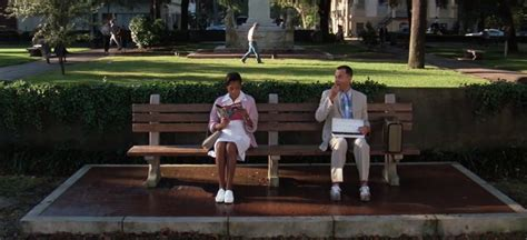forrest gump bench drama galore exploring the biggest box office dramas