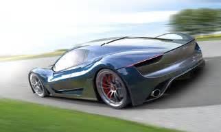 Picture Of Maserati Maserati Mc 63 Concept Based On Laferrari Gtspirit