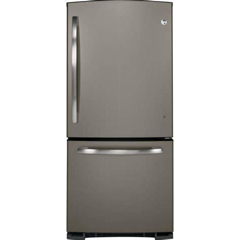 ge refrigerator 20 3 cu ft bottom freezer refrigerator