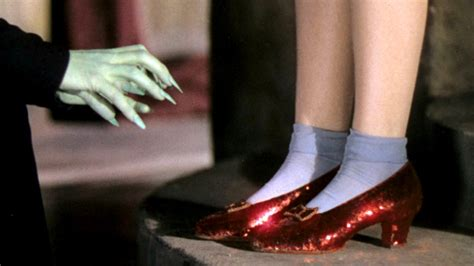 ruby slippers dorothy one million dollar reward offered for stolen ruby slippers