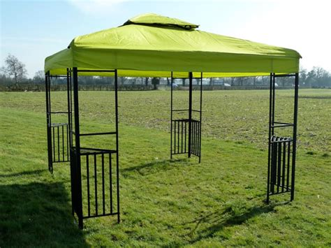 Steel Frame Gazebo 10x12 Gazebos For Sale Gazeboss Net Ideas Designs And