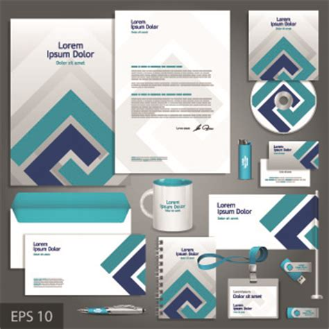 vector corporate identity template kit 02 millions vectors stock photos hd pictures