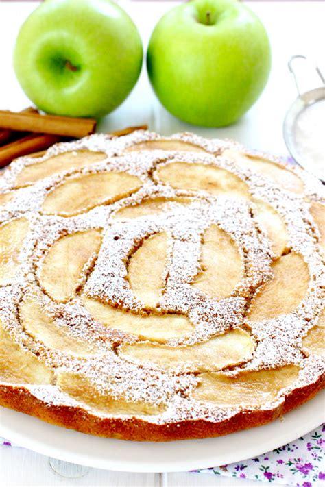 decorar bizcocho de manzana bizcocho de manzana y canela recetas f 225 ciles de tartas