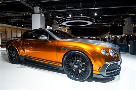 mansory bentley iaa 2015 mansory bentley continental gtc