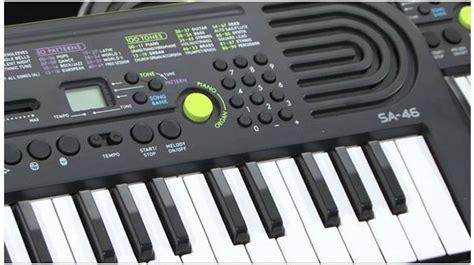 Keyboard Casio Kecil Jual Casio Keyboard Mini Sa 46 Murah Bhinneka
