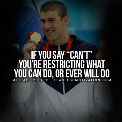 Who Said You Can T Go Home by 20 Inspiring Michael Phelps Quotes Quotes Of A Chion