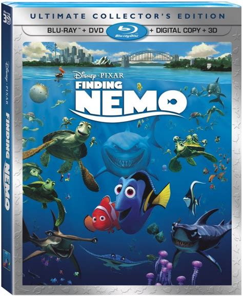 Bcr2pm By Atlantis Digital Inc finding nemo the review we are geeks