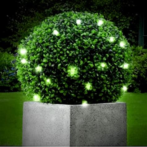 40cm topiary balls 40cm gardman artificial decorative topiary buxus leaf