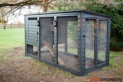 modern poultry house design modern chicken coop 187 rogue engineer