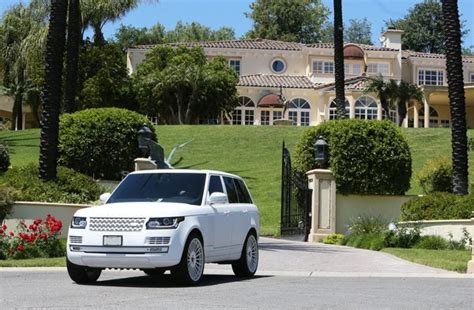 tyga house kylie jenner photos photos kylie jenner and tyga go house hunting in westlake zimbio