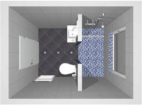 badezimmer 3 5 qm 3d mosaik