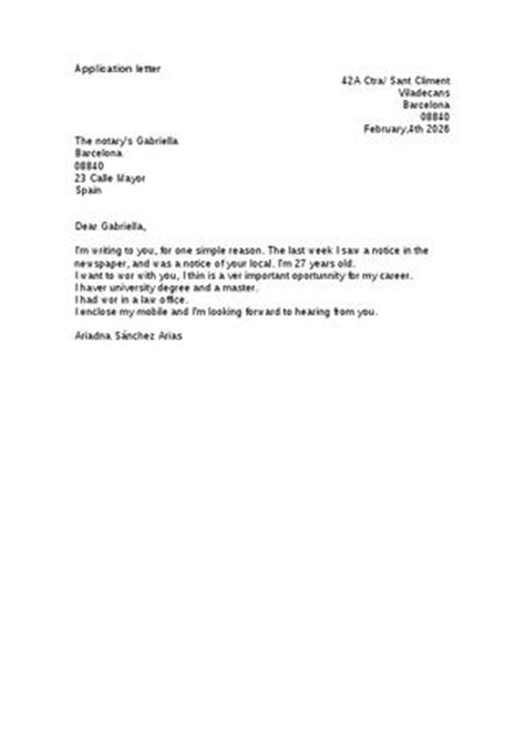 Look Forward To Hearing From You Cover Letter Best Resume