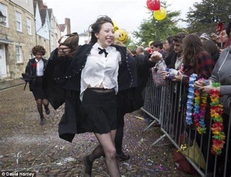 Best Selling Home Plans Oxford University Elite Celebrate The End Of Exams As