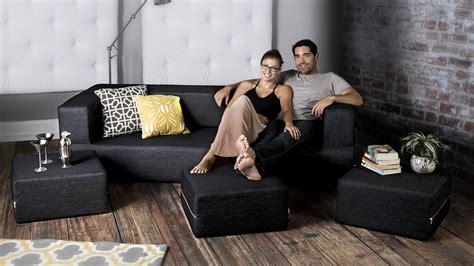 Kasur Bed No 4 jaxx zipline sofa set up and review best sofa bed