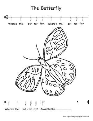 elementary music coloring pages spring coloring music pages elementary music pinterest
