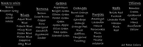 dark colors names names for the color black 28 images grey shades color names black color name designs