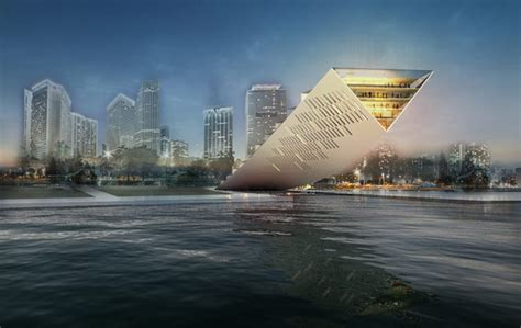 design museum competition 2013 dawntown competition entry by dror