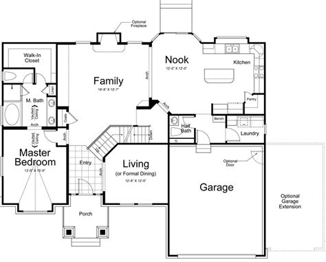 ivory homes floor plans hamilton ivory homes floor plan main level ivory homes