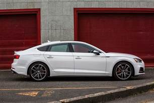 Audi A5 S5 2018 Audi A5 And S5 Sportback Drive Review