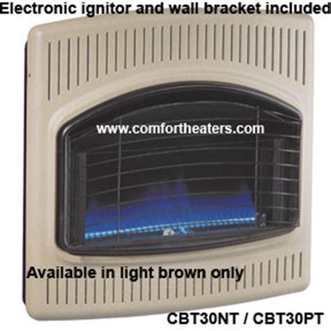 comfort glow cbt30pt comfort glow blue flame heaters on sale