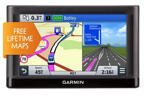 Garmin Nuvi 65lm new garmin nuvi 65lm gps satnav 6 quot lcd lifetime uk ireland map updates sustuu