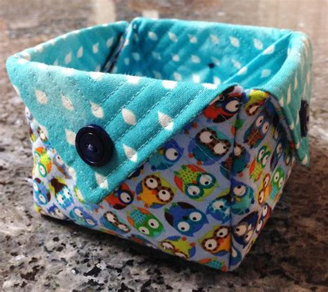 pattern fabric boxes treasure box by sew many blocks craftsy