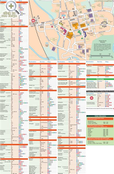 printable map leeds city centre oxford maps top tourist attractions free printable