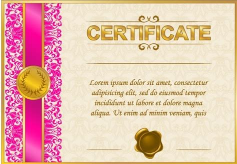 design graduation certificate excellence free vector download 168 free vector for