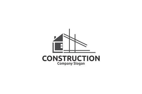 construction company logo ideas free construction logo logo templates creative market