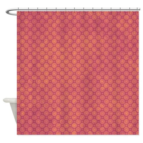 purple and yellow shower curtain purple and yellow circles shower curtain by verycute