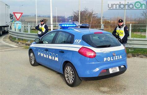 polizia volante terni polizia di stato mattinata di controlli umbriaon