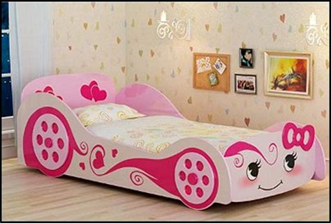 girls car bed decorating theme bedrooms maries manor theme beds