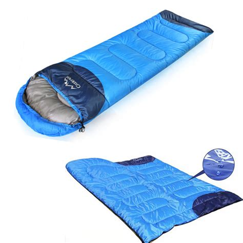 Promo Ripped Cotton Hotsale Serba 99 000 tente de cing randonn 233 e simple sac de couchage sac pliage coton de couchage pour le sommeil