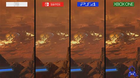 why console graphic looks so doom on nintendo switch actually looks really