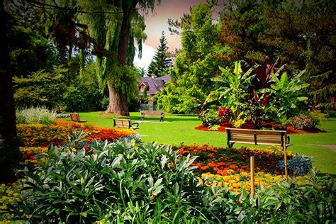 Ontario Botanical Gardens Toronto Ontario Canada Edwards Gardens Botanical Garden Flickr Photo