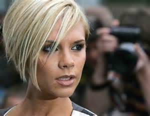posh spice bob hair cuts short hairstyles for girls for 2013 types of short