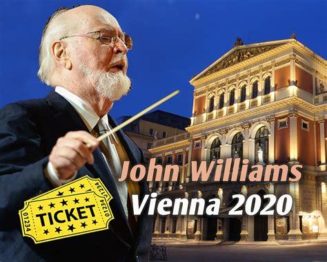 john williams  conduct    vienna    soundtrackfest