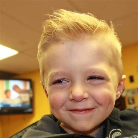 little boy haircut 40 sweet little boy haircuts most parents prefer