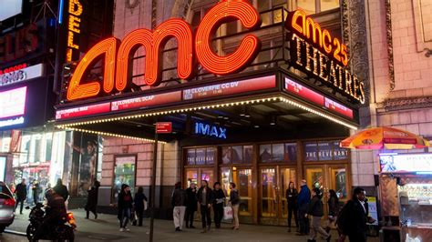 amc theatres movie theater chain stocks collapse during dismal summer