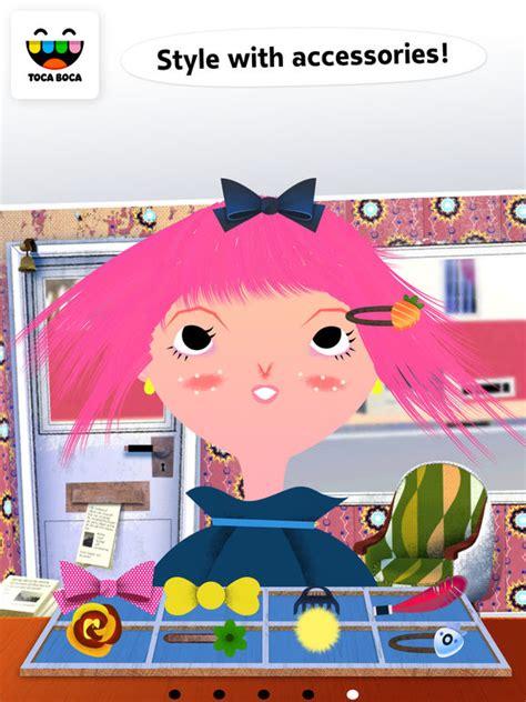 toca hair salon 2 itunes toca hair salon on the app store